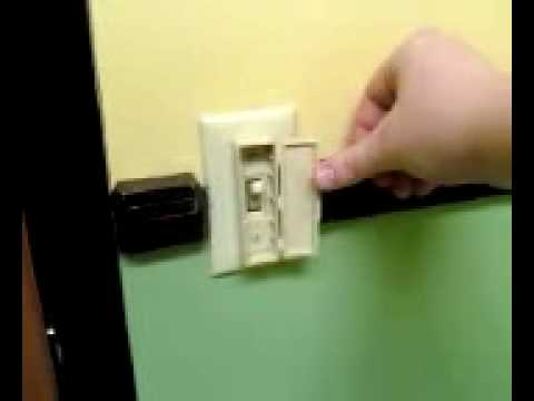Light Switch Cover - YouTube