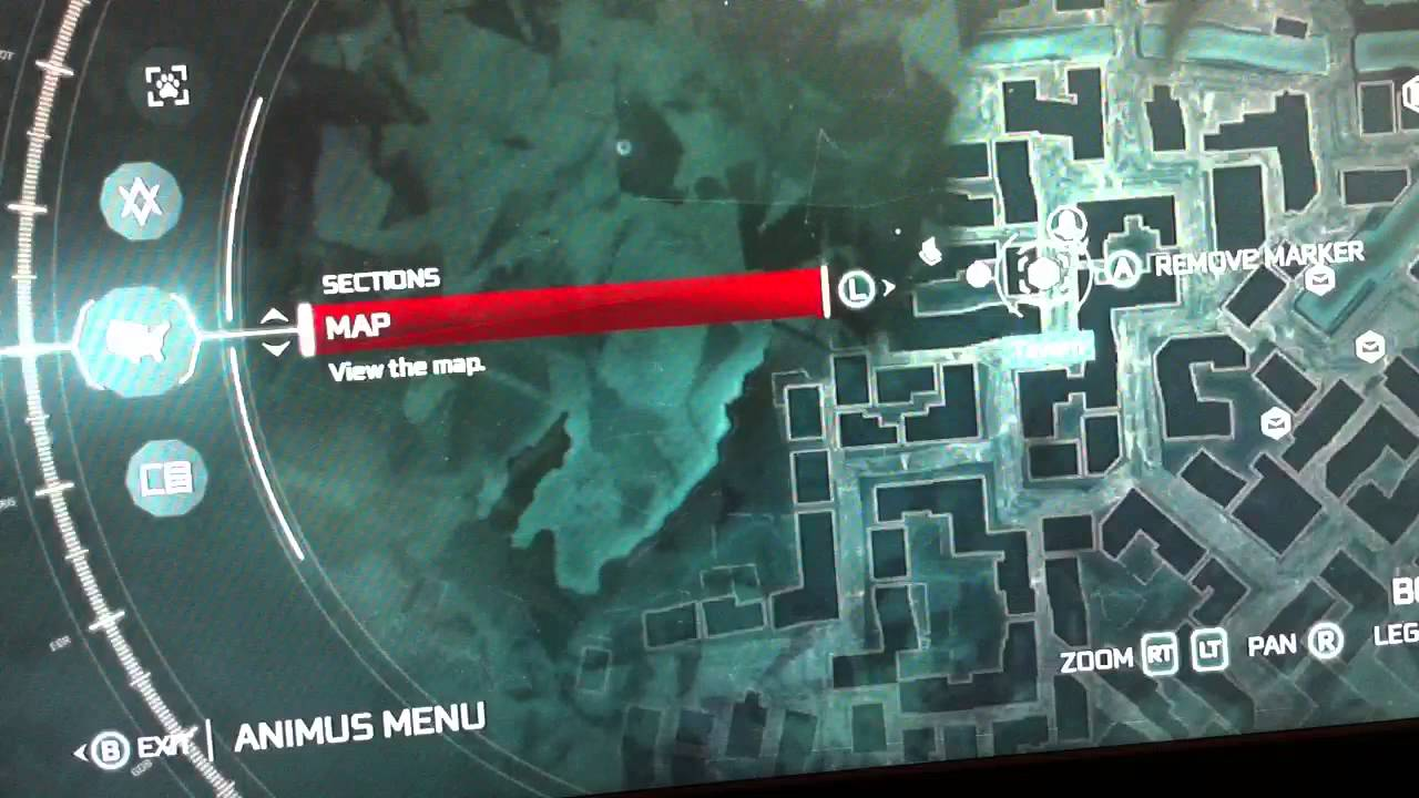 Assassins Creed 3 Boston Central Hidden Chest Youtube