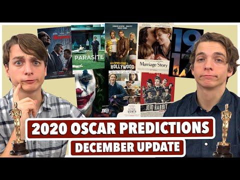 2020 Oscar Nomination Predictions | December