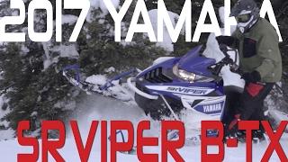 STV 2017 Yamaha SR Viper B-TX