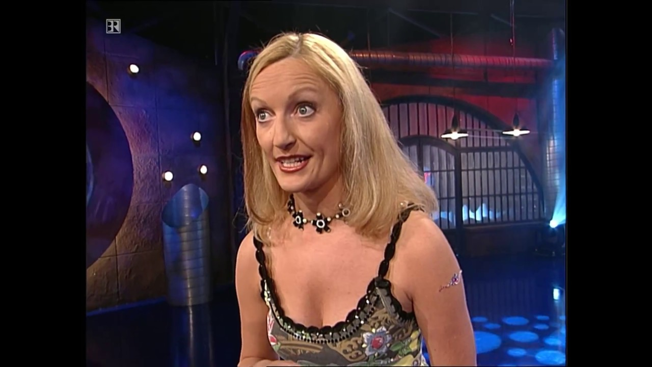 Comedian Monika Gruber