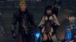 Xenoblade Chronicles 2 - Boss: Patroka and Mikhail