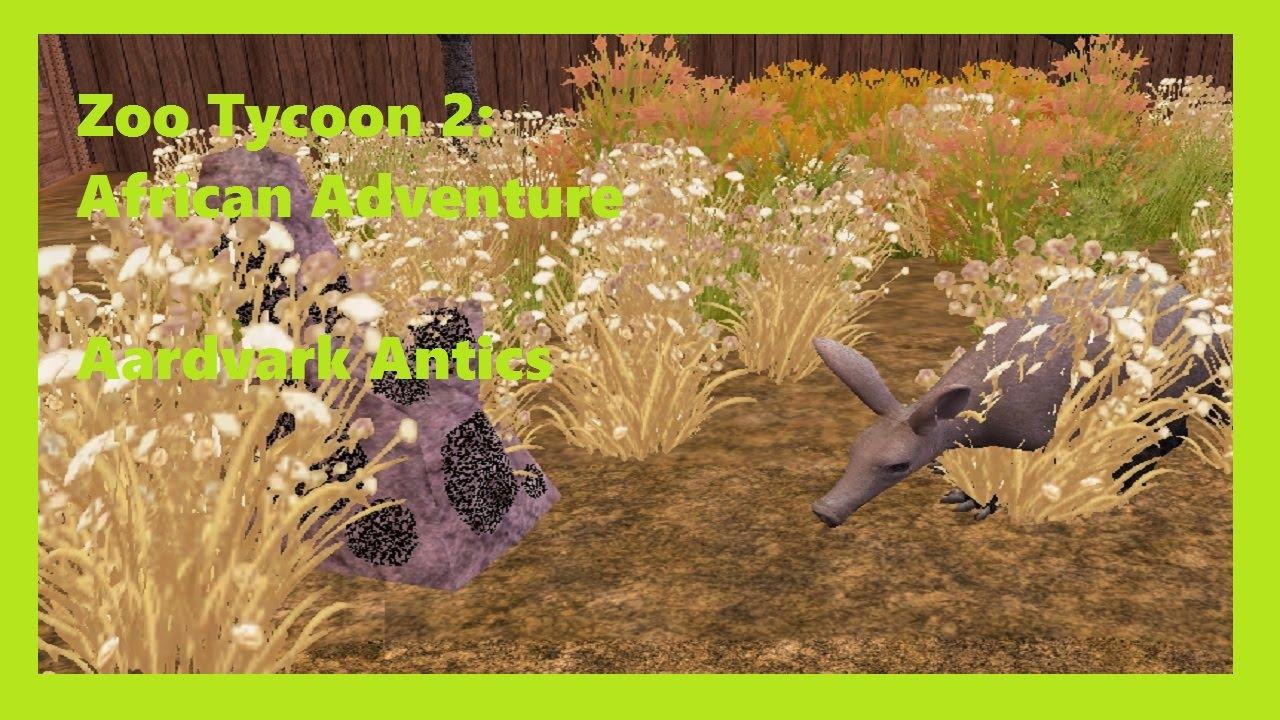 100+ Aardvark Zoo Tycoon 2 – yasminroohi