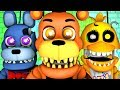 Five Nights at Freddy's Song (FNAF 4 World SFM 4K Nightmare)(Ocular Remix)