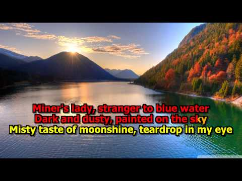 Take Me Home, Country Roads - (HD Karaoke) John Denver