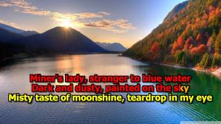Take Me Home, Country Roads - John Denver (Karaoke) HD