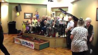 Geoff Bull 70th Birthday Celebrations - Tishomingo Blues