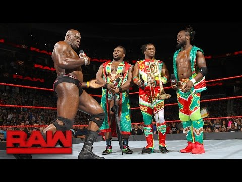 The New Day's New Year's Resolutions: Raw, Jan. 2, 2017
