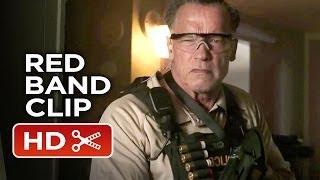 Sabotage Red Band Movie CLIP - Clear (2014) - Arnold Schwarzenegger Movie HD