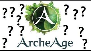 ArcheAge (Уроки для Начинающих) 1 - Квесты.
