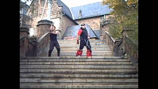 DarkDanceSociety tanzt Chainreactor - X-Tinction