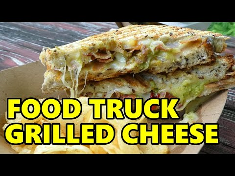 Food Truck Grilled Cheese & Melt Goodness