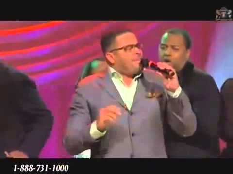 'I Give You Praise' performed live by Byron Cage