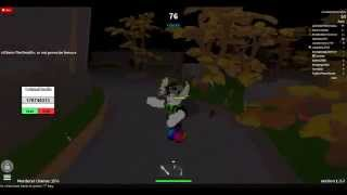 Roblox: Twisted Killer 2/4