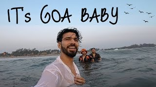It's GOA Baby 🔥 | Mohit Chhikara Vlog