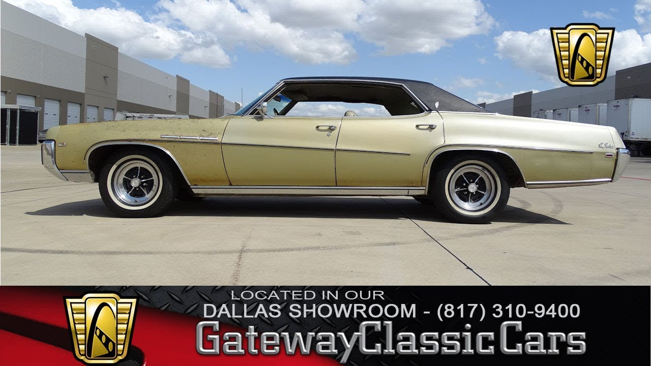 1969 Buick LeSabre #658-DFW Gateway Classic Cars of Dallas - YouTube