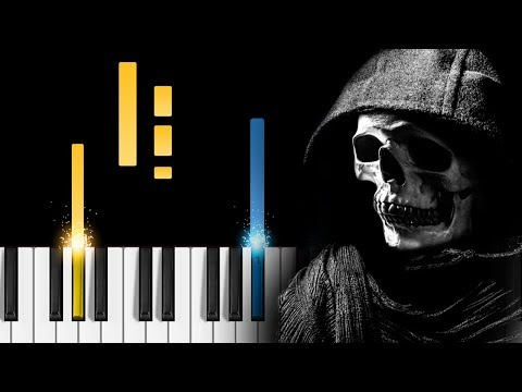 Camille Saint-Saëns - Danse Macabre - Piano Tutorial