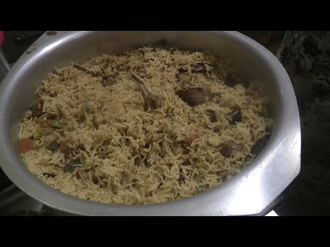 how to cook best tasting pilau rice