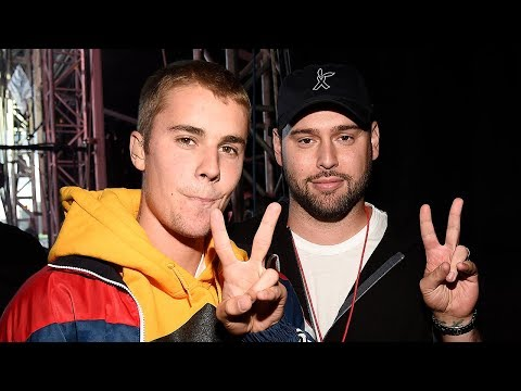 Scooter Braun Says Justin Bieber Will Reveal REAL Reason For Cancelling Tour