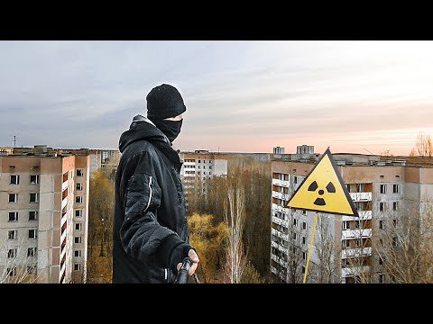 Winter Journey Across Chernobyl Exclusion Zone | Part 2