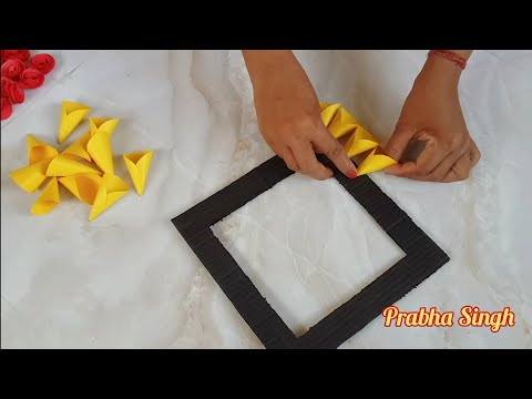 paper-craft-for-home-decoration.-diy-wall-hanging.paper-craft.-home-decor-idea.