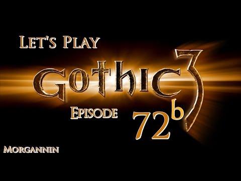 GOTHIC 3 - Part 72B [Temple of Mora Sul] Let's Play Walkthrough
