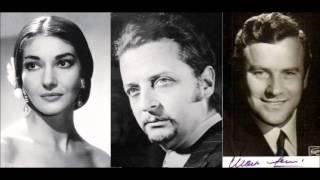Maria Callas, Verdi La Traviata, Lisbon 1958