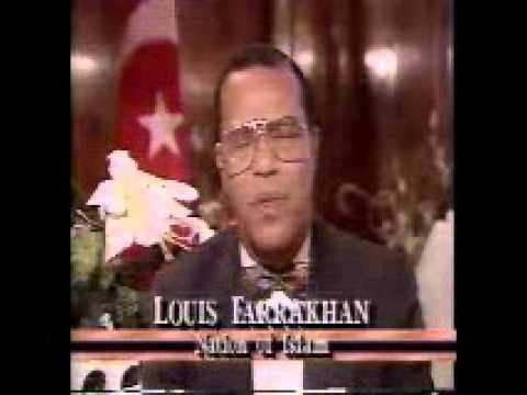 Mar  19, 1990 CBS This Morning Clip (Louis Farrakhan Interview)