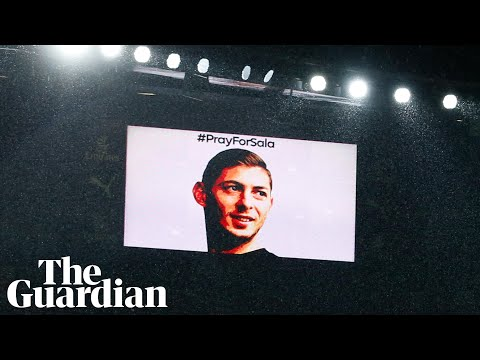 Wreckage of missing plane carrying Cardiff City's Emiliano Sala found