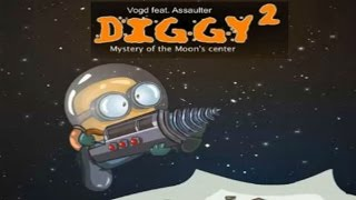 DIGGY-2 MYSTERY OF THE MOON'S CENTER GAME WALKTHROUGH (1)