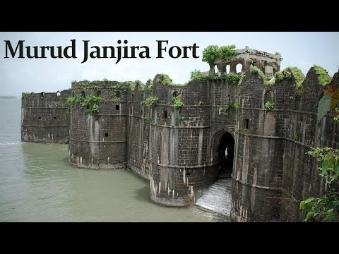 Murud-Janjira Fort (मुरुड जंजिरा किल्ला) | Historical Places of Maharashtra