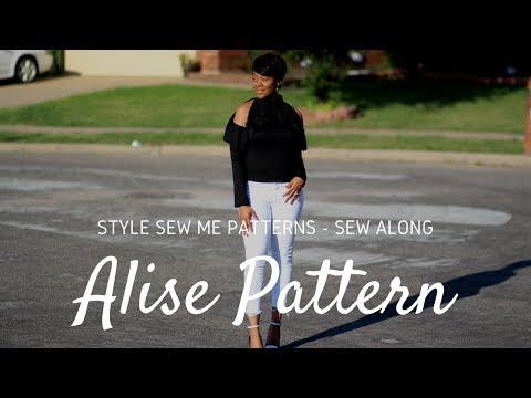 Alise Pattern Sew Along