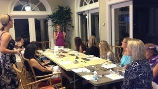 Create Your Own Perfume Workshop -  Private Party Newport Beach, CA
