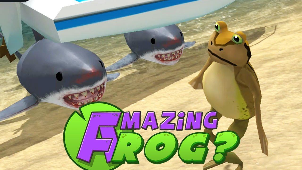 Frog Games