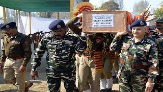 Tribute paid to SSB martyr Vijay Kumar