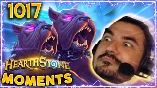 STREAMER MISSPLAYS, YOU WON'T BELIEVE WHAT HAPPENS NEXT!!! | Hearthstone Daily Moments Ep.1017
