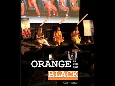 Orange is the New Black Q&A with Selenis Leyva and Dascha Polanco