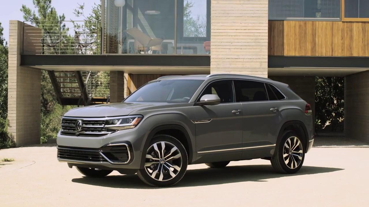 2020 Volkswagen Atlas Cross Sport Walkaround