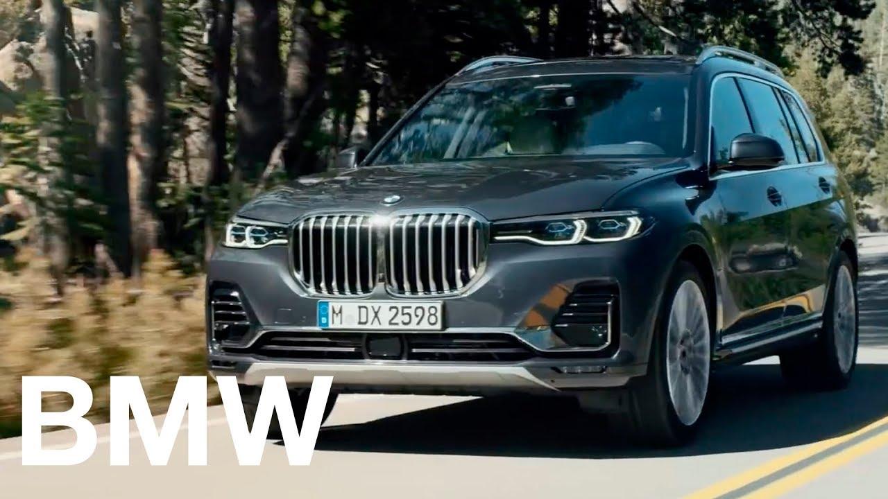 4100faef7e257 BMW X7 2019: комплектации, цены, фото нового кузова