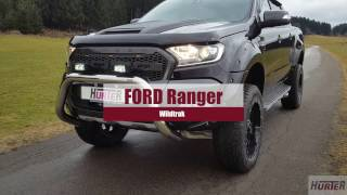 Hurter Offroad -  Ford Ranger Wildtrak - Simon