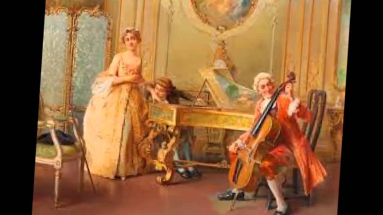 Baroque rococo period youtube for Rococo period paintings