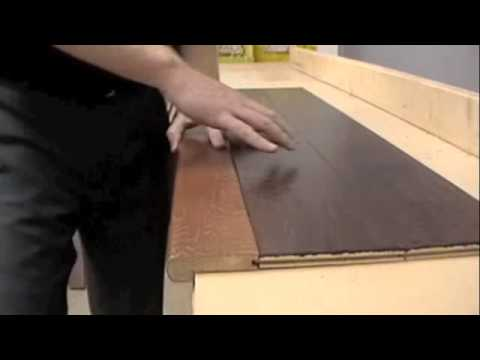 Builddirect Wood Floor Stairnose Moldings Youtube