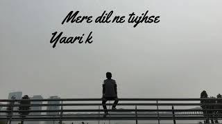 Teri Yaadein - Love Story, Anurag Basu, Shrey Singhal [Lyrics]