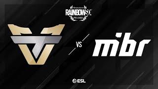 Team oNe eSports vs. MIBR - Bank - Rainbow Six Pro League - Season X - LATAM
