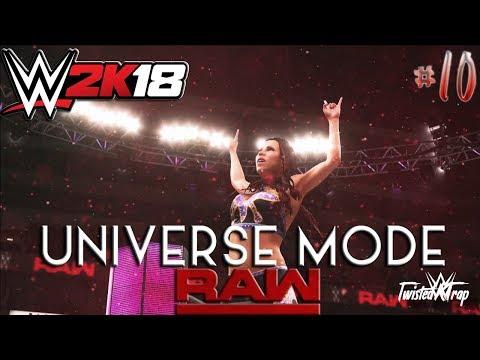 "WWE 2K18: Women's Universe Mode #10 - ""New Alliances"" (PS4)"