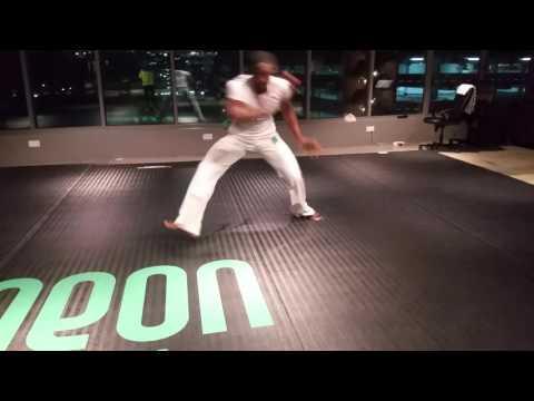 Capoeira Demo / Kuwait city * Kuwait