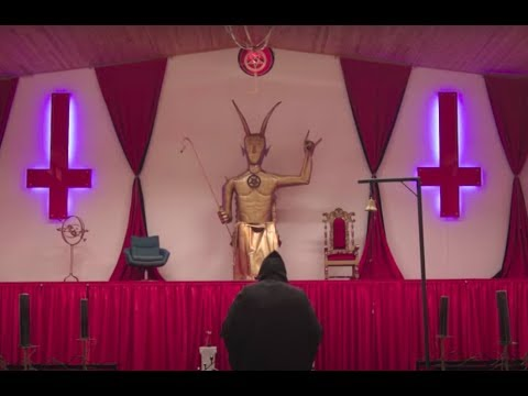 Meet the World's Most Ambitious Satanic Priest
