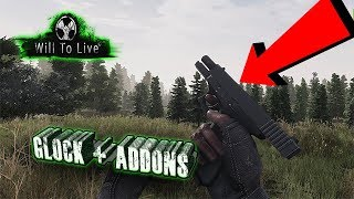 Will to live online Glock With Hp Rounds + it