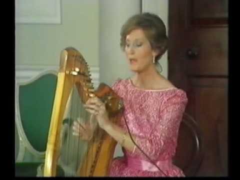 """Mary O'Hara singing """"I Gave My Love a Cherry"""""""