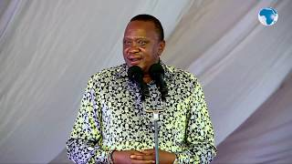 President Kenyatta: Bruce recognized you for who  you were, not what you were